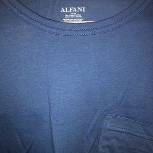Alfani men's-shirt with chest pocket
